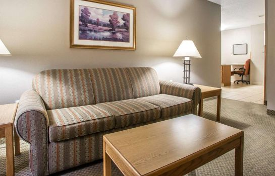 Suite MainStay Suites Cedar Rapids