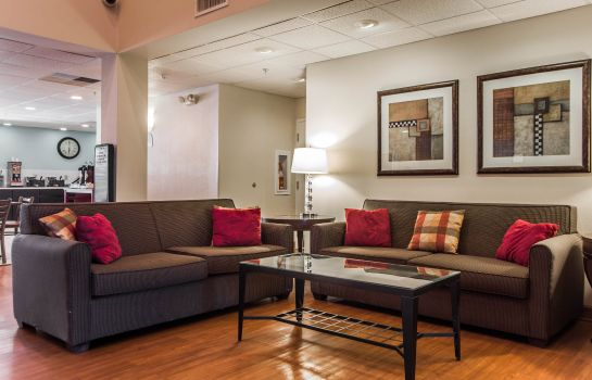 Hotelhalle Candlewood Suites CHARLOTTE - ARROWOOD
