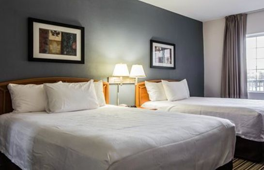 Zimmer MainStay Suites Charlotte Arrowood