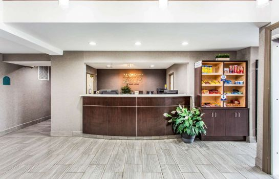 Lobby MainStay Suites Greenville Airport