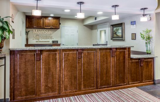 Hotelhalle MainStay Suites Mount Pleasant