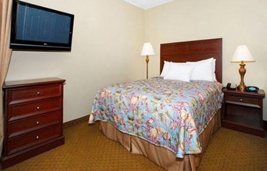 Zimmer MainStay Suites Mount Pleasant