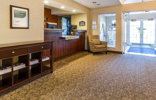 Hall MainStay Suites Brentwood