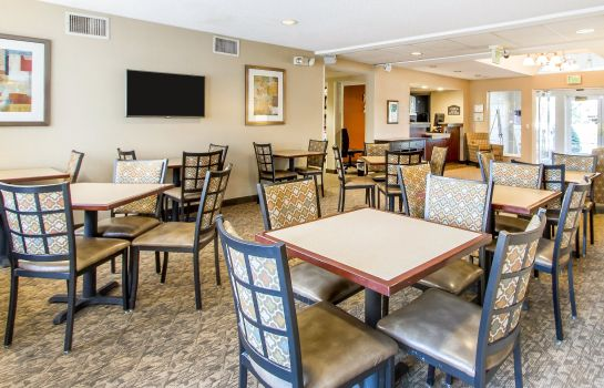 Restaurant MainStay Suites Brentwood