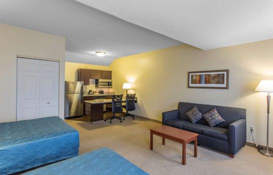 Zimmer MainStay Suites Brentwood
