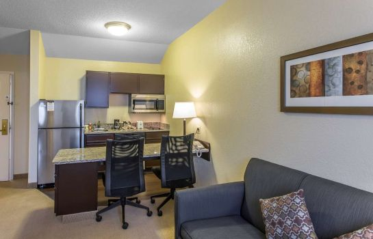 Chambre MainStay Suites Brentwood