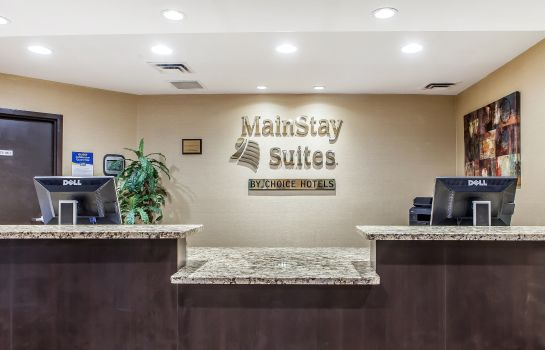 Hotelhalle MainStay Suites Chattanooga