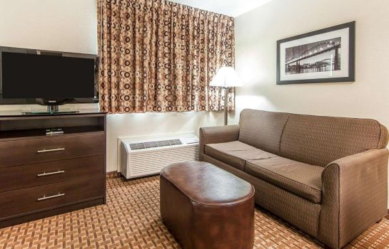 Doppelzimmer Komfort MainStay Suites Chattanooga