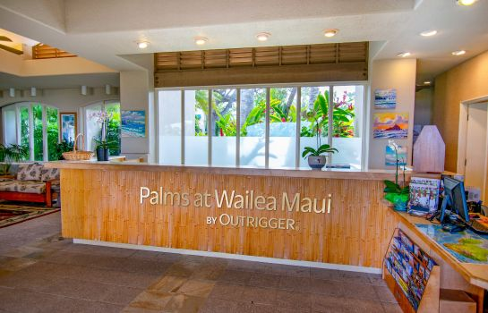 Hall Palms at Wailea