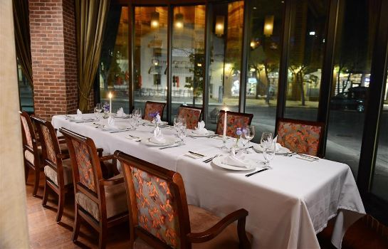 Restaurant St Julien Hotel and Spa LVX