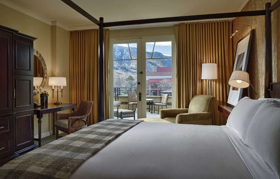 Room St Julien Hotel and Spa LVX