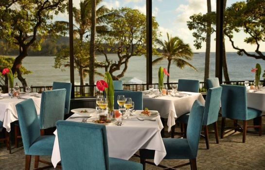 Restaurante TURTLE BAY RESORT