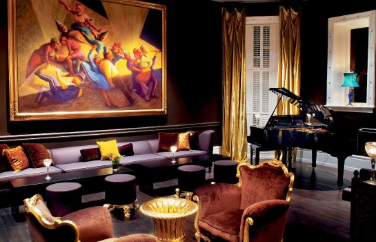 Hotel bar Mansion on Forsyth Park Autograph Collection