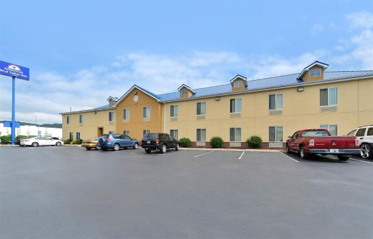 Außenansicht Americas Best Value Inn-Chattanooga/North
