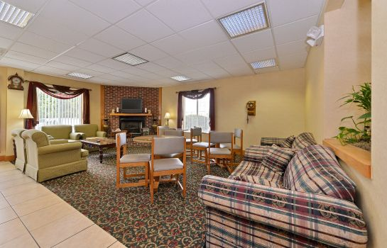 Hotelhalle Americas Best Value Inn-Chattanooga/North