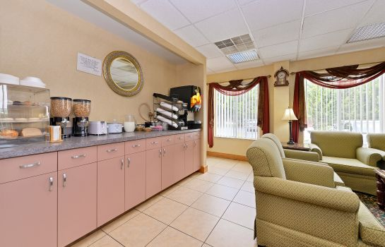 Restaurant Americas Best Value Inn-Chattanooga/North