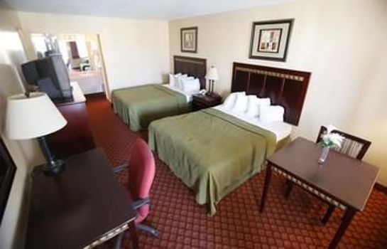 Standardzimmer Yuma Airport Inn