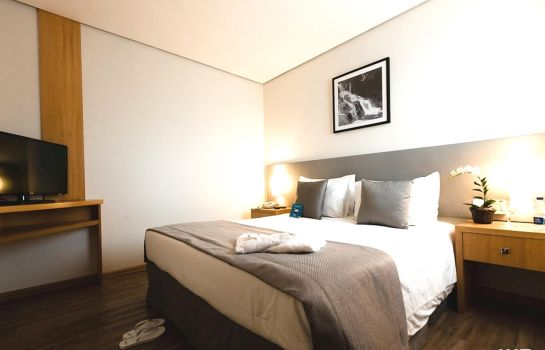 Junior Suite Blue Tree Towers Santo Andre