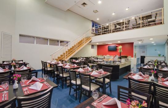 Restaurant Blue Tree Towers Santo Andre