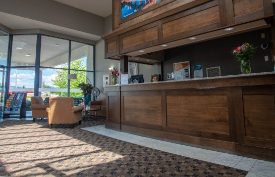 Hall Quality Inn Kamloops