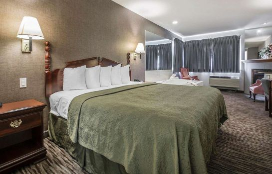 Suite Quality Inn Kamloops
