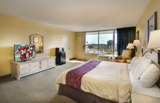 Zimmer RED ROOF INN DUNDEE - WINTER HAVEN EAST