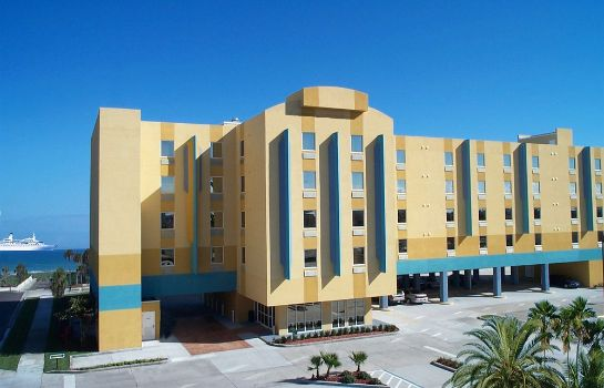 Vista exterior Cocoa Beach Suites
