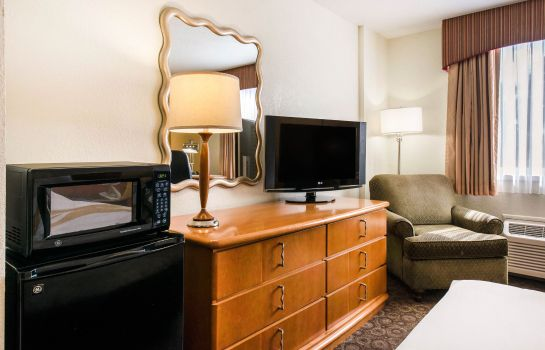 Kamers Quality Inn & Suites Orlando