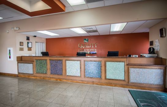 Hotelhalle Quality Inn & Suites Eastgate