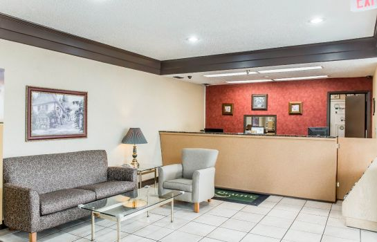 Hotelhalle Quality Inn Tallahassee
