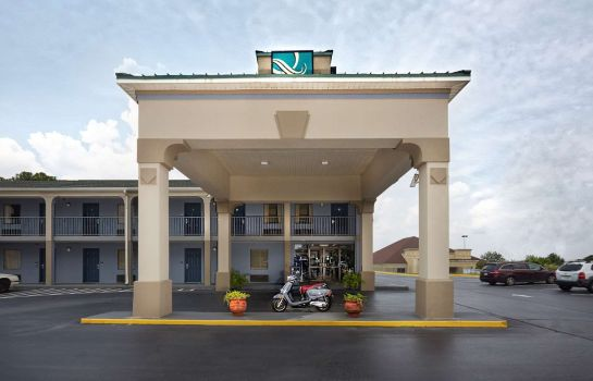 Exterior view Quality Inn at Fort Gordon