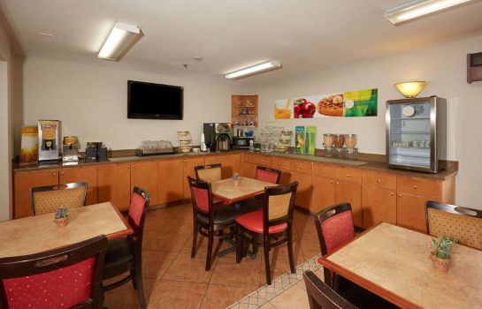 Restauracja Quality Inn at Fort Gordon