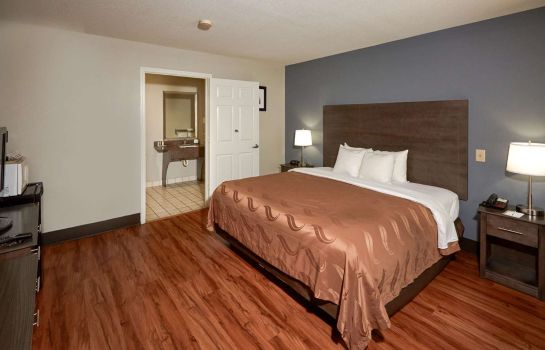 Room Quality Inn at Fort Gordon