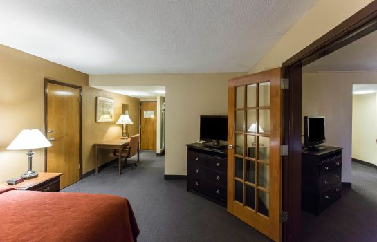 Chambre QUALITY INN NORTH