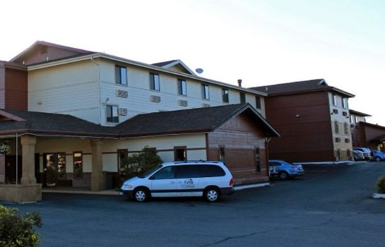 Außenansicht FAIRBRIDGE INN AND SUITES MISSOULA