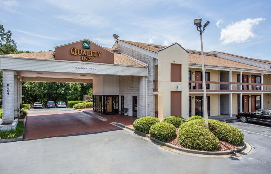 Vista esterna Quality Inn Fort Jackson