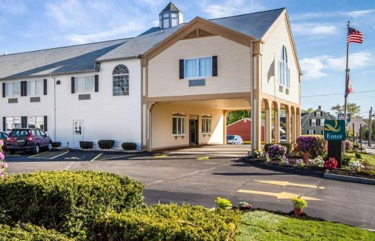 Außenansicht Quality Inn & Suites South Portland