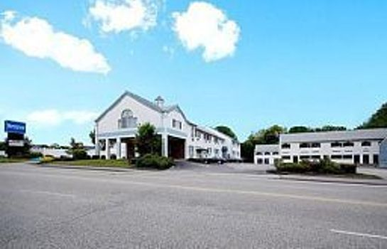 Außenansicht Quality Inn and Suites South Portland