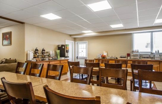 Restaurant Quality Inn and Suites South Portland