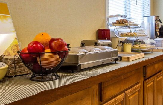 Restaurant Quality Inn & Suites South Portland