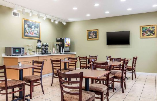 Restaurant Quality Inn & Suites Jackson Int'l Airport