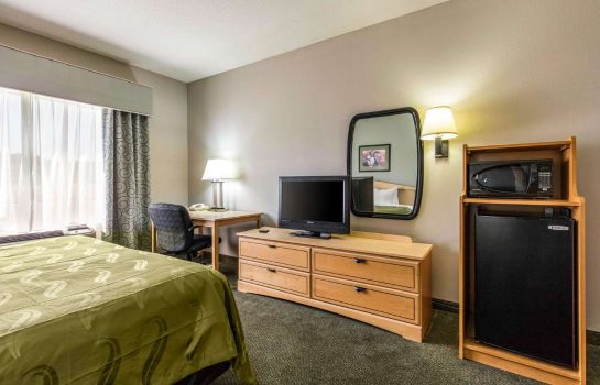 Suite Quality Inn and Suites Jackson Intl Airp