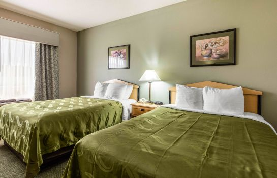 Zimmer Quality Inn and Suites Jackson Intl Airp