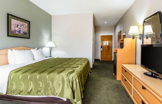 Room Quality Inn & Suites Jackson Int'l Airport