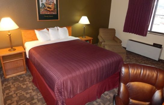 Zimmer FAIRBRIDGE INN AND SUITES MISSOULA