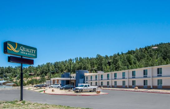 Exterior view Quality Inn & Suites - Ruidoso Hwy 70