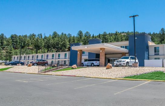 Exterior view Quality Inn and Suites - Ruidoso Hwy 70 Quality Inn and Suites - Ruidoso Hwy 70