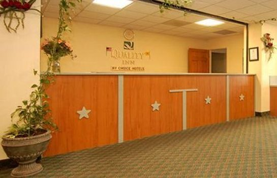 Hotelhalle Quality Inn & Suites - Ruidoso Hwy 70
