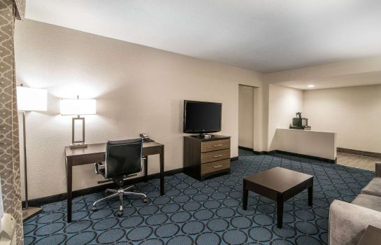 Suite Quality Inn & Suites - Ruidoso Hwy 70