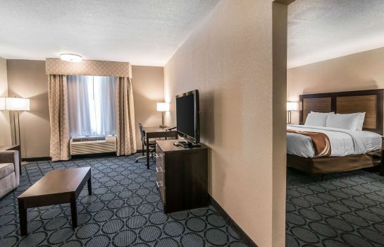 Suite Quality Inn and Suites - Ruidoso Hwy 70 Quality Inn and Suites - Ruidoso Hwy 70